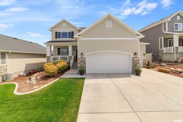 7518 N Evans Ranch Dr, Eagle Mountain, UT 84005 (#1687151) :: Gurr Real Estate