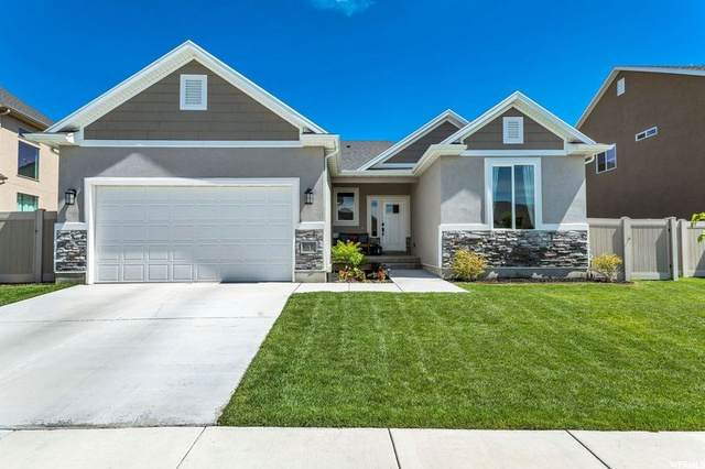 806 W Valley Vista Way N, Lehi, UT 84043 (#1687152) :: Red Sign Team