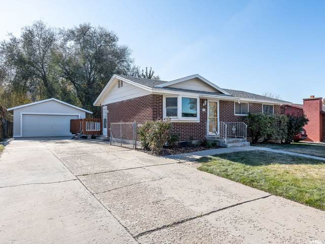 60 E 250 N, North Salt Lake, UT 84054 (#1687171) :: Doxey Real Estate Group