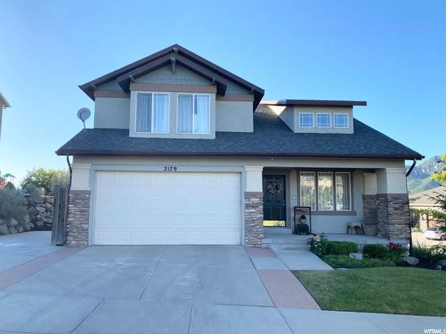 2179 E Eagle Chase Dr, Draper, UT 84020 (#1687185) :: Big Key Real Estate