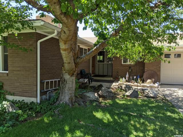 622 S Cherry Lane Thru #0061, Fruit Heights, UT 84037 (#1687190) :: Big Key Real Estate