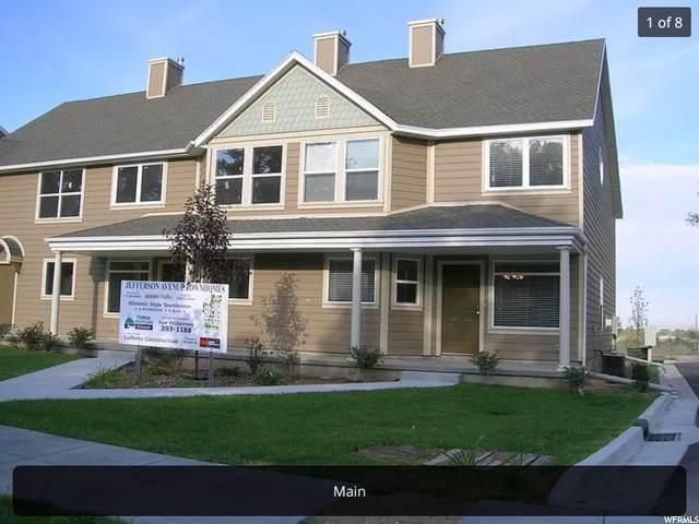 2647 Jefferson Ave, Ogden, UT 84401 (#1687193) :: Utah Best Real Estate Team | Century 21 Everest