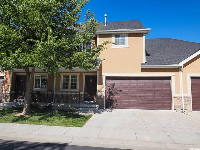 13548 S Villa Rosa Way E, Draper, UT 84020 (#1687228) :: Big Key Real Estate