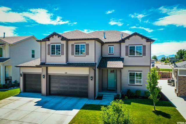318 E 50 N, Vineyard, UT 84059 (#1687240) :: Big Key Real Estate