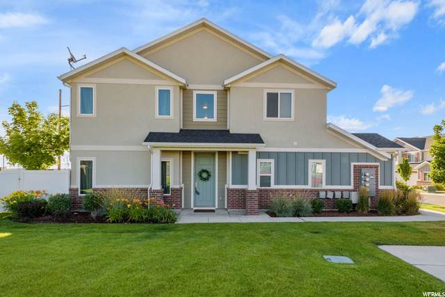 5452 W Rushmore Park Ln, Herriman, UT 84096 (MLS #1687247) :: Lookout Real Estate Group