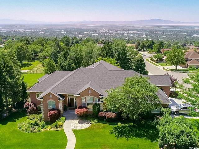 710 S Brentwood Ln, Bountiful, UT 84010 (#1687260) :: Gurr Real Estate