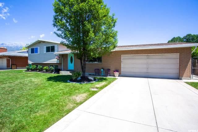 607 S 520 W, Orem, UT 84058 (#1687262) :: Big Key Real Estate
