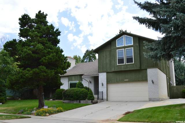 9685 S Kelly Brook Dr, Sandy, UT 84092 (#1687279) :: Red Sign Team
