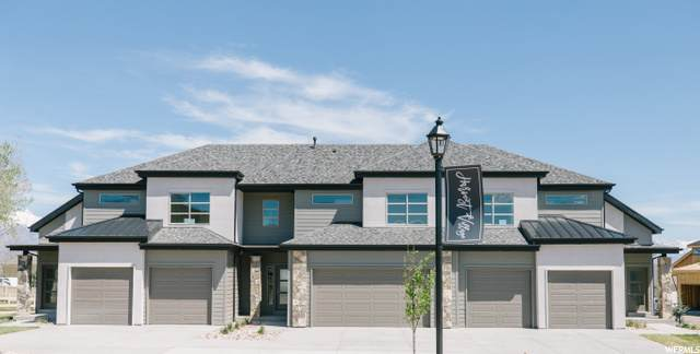 123 W Harvest Village Ln N #108, Saratoga Springs, UT 84045 (MLS #1687317) :: Lookout Real Estate Group