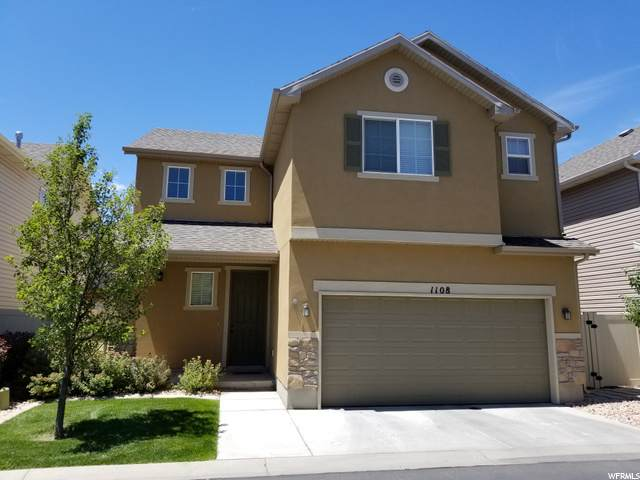1108 W Stonehaven Dr, North Salt Lake, UT 84054 (#1687321) :: RE/MAX Equity