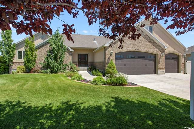 3544 W Zacks Cv, South Jordan, UT 84095 (#1687325) :: Belknap Team