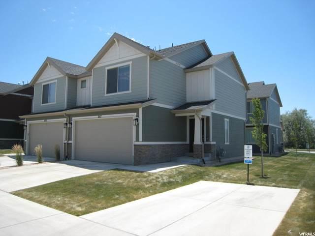 217 E Hummingbird Ct, Saratoga Springs, UT 84045 (#1687328) :: Gurr Real Estate