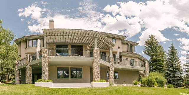 2583 Silver Cloud Ct, Park City, UT 84060 (#1687333) :: Belknap Team
