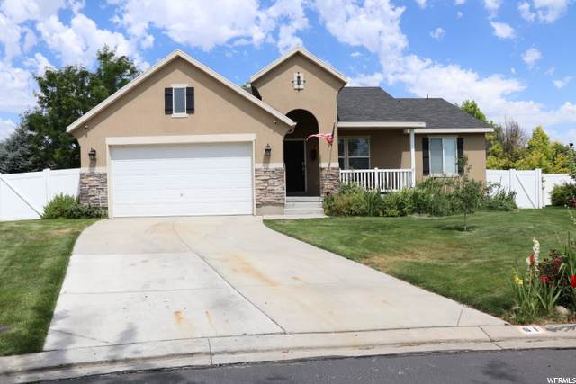61 E Moccasin Ct, Saratoga Springs, UT 84045 (#1687361) :: Red Sign Team