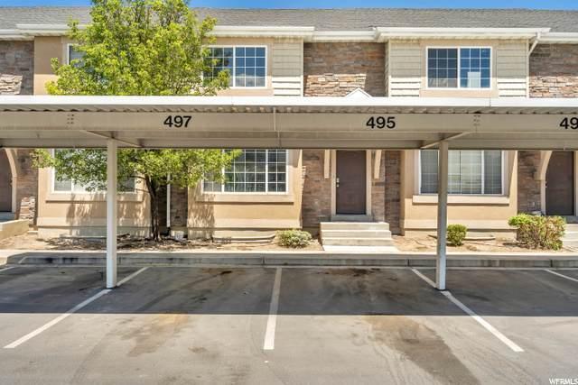495 N 1235 W, Orem, UT 84057 (#1687369) :: Big Key Real Estate