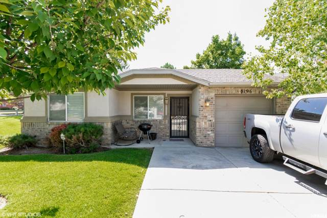 8196 S Old Factory Dr, West Jordan, UT 84088 (#1687372) :: Gurr Real Estate