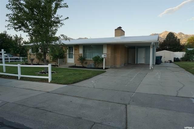 8390 S 745 E, Sandy, UT 84094 (#1687392) :: Gurr Real Estate