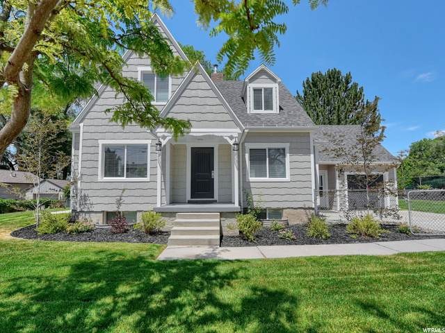 675 E Wandamere Ave, Salt Lake City, UT 84106 (#1687398) :: Red Sign Team