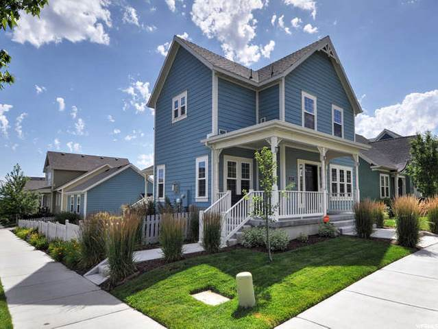 5177 W Burntside Ave, South Jordan, UT 84009 (#1687440) :: Gurr Real Estate