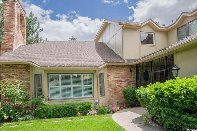 1766 E Chelsea Ln S, Ogden, UT 84403 (#1687469) :: Powder Mountain Realty