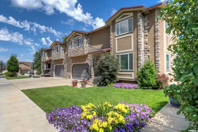 1011 E 8175 S, Sandy, UT 84094 (#1687495) :: Gurr Real Estate