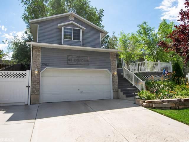 9361 S Windflower Ln, Sandy, UT 84070 (#1687517) :: Gurr Real Estate