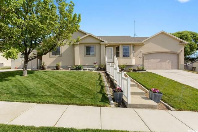 874 W Red Hen Rd, Saratoga Springs, UT 84045 (#1687541) :: Gurr Real Estate