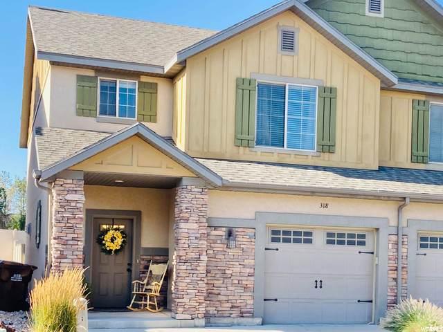 318 Seagull Ln, Saratoga Springs, UT 84045 (#1687549) :: Gurr Real Estate