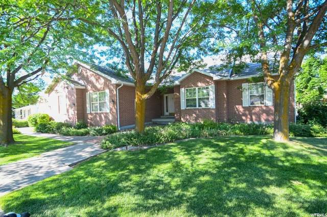 205 S Eastridge Ln E, Logan, UT 84321 (#1687558) :: Big Key Real Estate