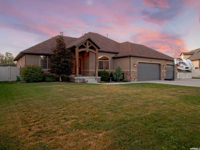 1592 W Ashby Grove Cir S, Riverton, UT 84065 (#1687577) :: Gurr Real Estate