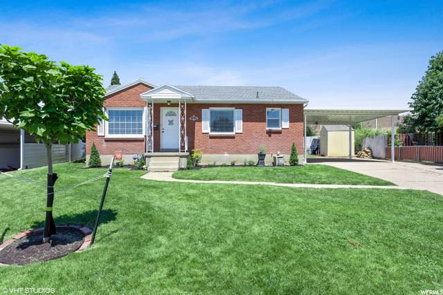 765 Birch St, Clearfield, UT 84015 (#1687581) :: Gurr Real Estate