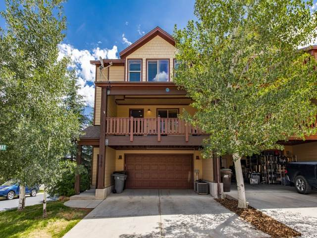 5595 Oslo Ln, Park City, UT 84098 (MLS #1687609) :: High Country Properties