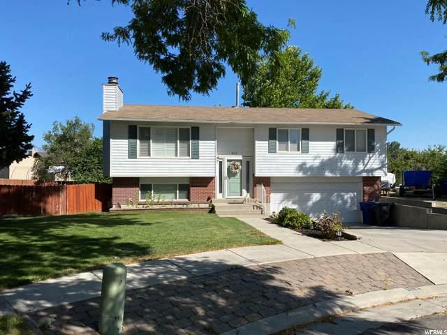3663 W Blue Fox Cir, Taylorsville, UT 84118 (#1687613) :: Gurr Real Estate