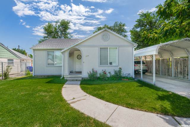 3733 S Mccall E, South Salt Lake, UT 84115 (#1687618) :: Red Sign Team