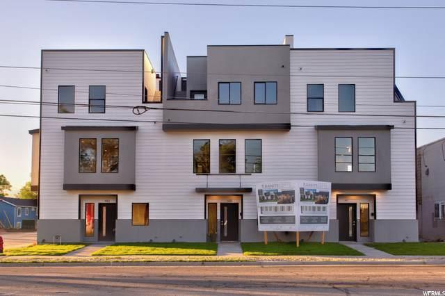 3875 S Granite Lofts Ln E #10, Millcreek, UT 84107 (#1687620) :: Gurr Real Estate
