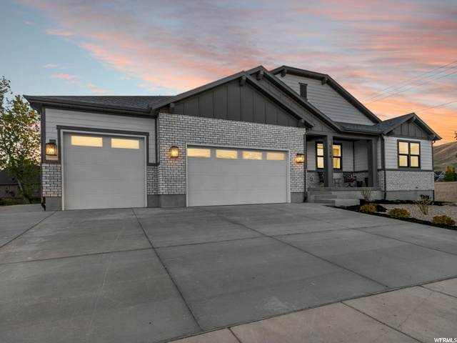 3089 N 500 E Lot 5, Lehi, UT 84043 (#1687627) :: Red Sign Team