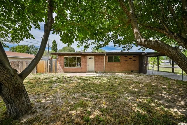 2014 W 3420 S, West Valley City, UT 84119 (#1687630) :: Gurr Real Estate