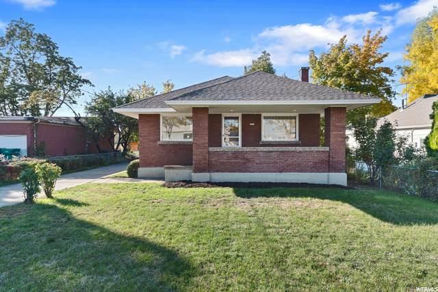 1007 W Gentile St, Layton, UT 84041 (#1687632) :: Gurr Real Estate