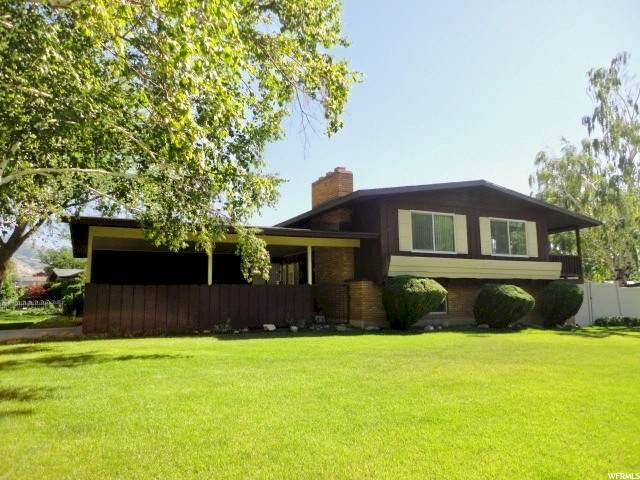 691 Holiday Dr, Brigham City, UT 84302 (#1687637) :: Red Sign Team