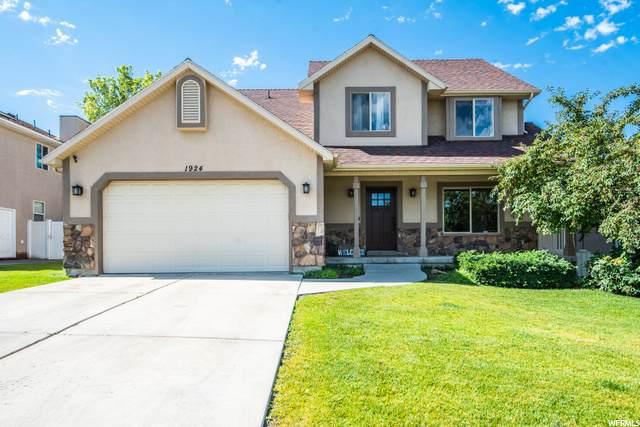 1924 E Evergreen Ave, Salt Lake City, UT 84106 (#1687641) :: Gurr Real Estate