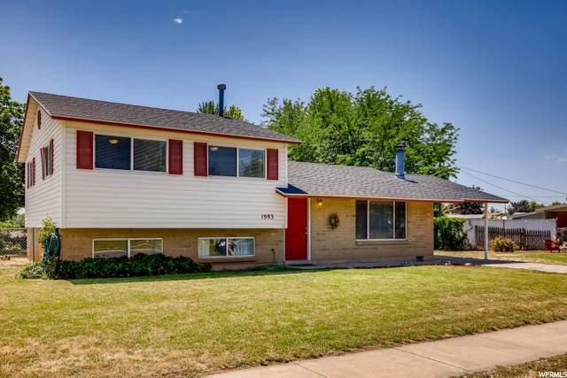 1983 W Afton Cir N, Layton, UT 84041 (#1687647) :: Gurr Real Estate