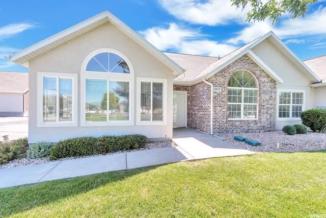 3314 S Hunter Villa Ln B, West Valley City, UT 84128 (#1687651) :: Gurr Real Estate