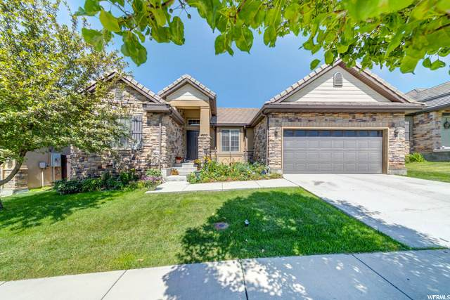 4802 N Shady View Ln, Lehi, UT 84043 (#1687660) :: Red Sign Team