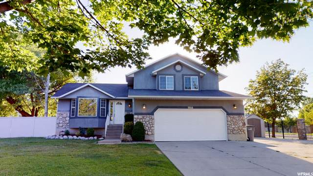 9816 S Quail Brook Ln W, South Jordan, UT 84095 (#1687671) :: Gurr Real Estate