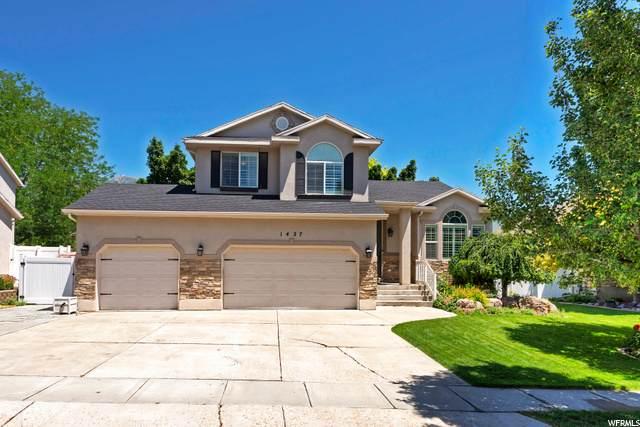 1427 S 400 E, Kaysville, UT 84037 (#1687673) :: Gurr Real Estate