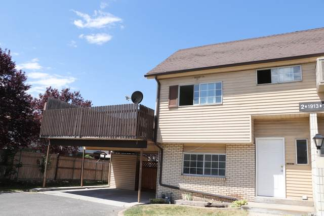 1913 W Homestead Farms Ln #2, West Valley City, UT 84119 (#1687674) :: Gurr Real Estate