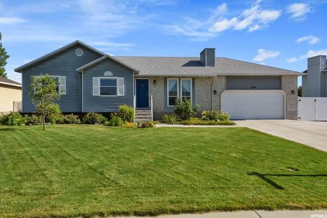 1374 Quail Ridge Rd, Riverton, UT 84065 (#1687684) :: Big Key Real Estate