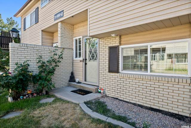 1808 W Homestead Farms Ln S #2, West Valley City, UT 84119 (#1687692) :: Red Sign Team