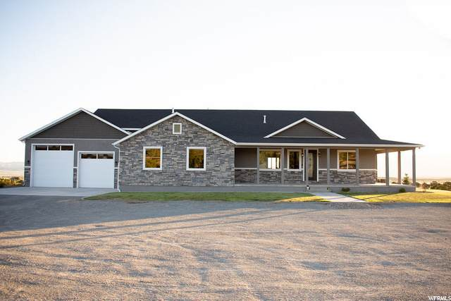 711 E North Creek Loop Rd., Beaver, UT 84713 (#1687732) :: McKay Realty