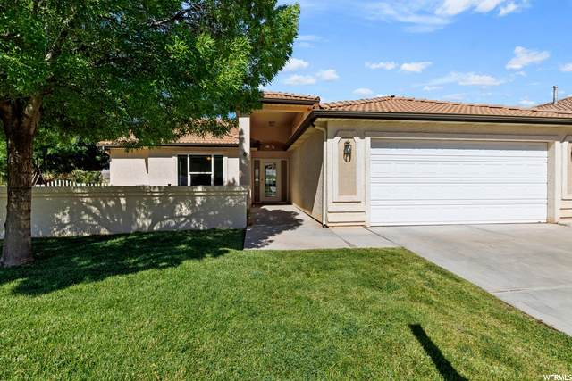 10 N Valley View Dr #8, St. George, UT 84770 (#1687783) :: Exit Realty Success
